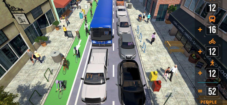 Portland's Transportation System Plan